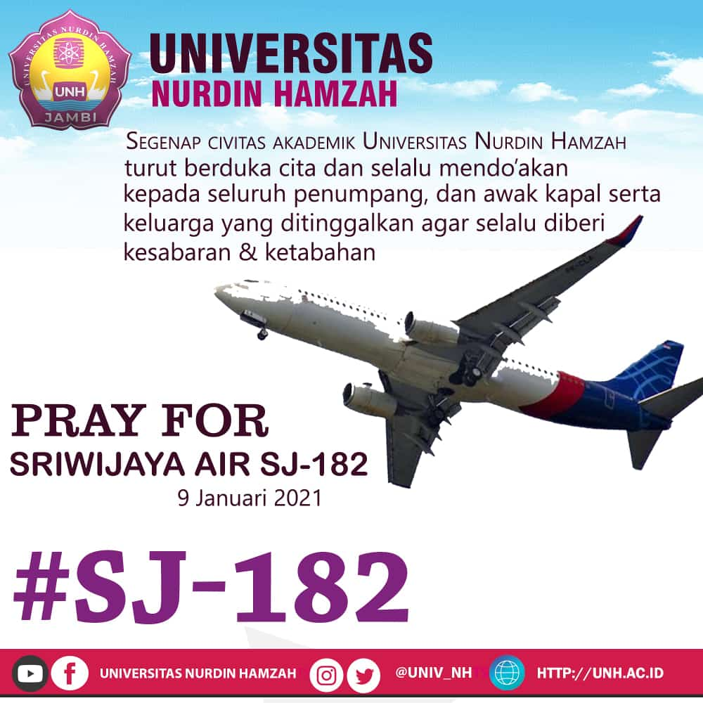 Pray For Sriwijaya Air SJ-182